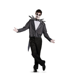 Disguise Costumes Men's Classic Jack Skellington