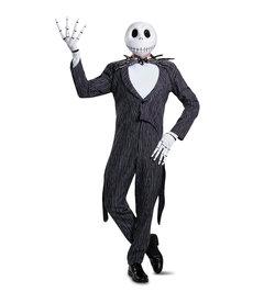 Disguise Costumes Men's Prestige Jack Skellington Costume