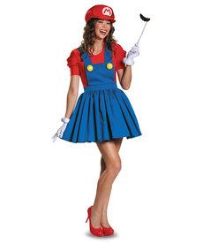 Disguise Costumes Women's Mario Skirt Version Costume