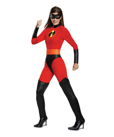 Disguise Costumes Women's Mrs. Incredible (Elastigirl) Costume