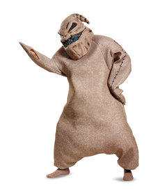 Disguise Costumes Adult Oogie Boogie Costume (Prestige)