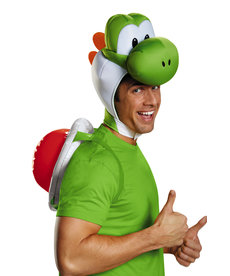 Disguise Costumes Adult Yoshi Kit