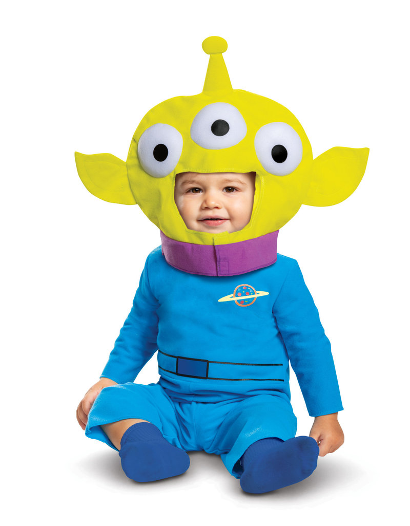 Disguise Costumes Classic Infant Toy Story Alien