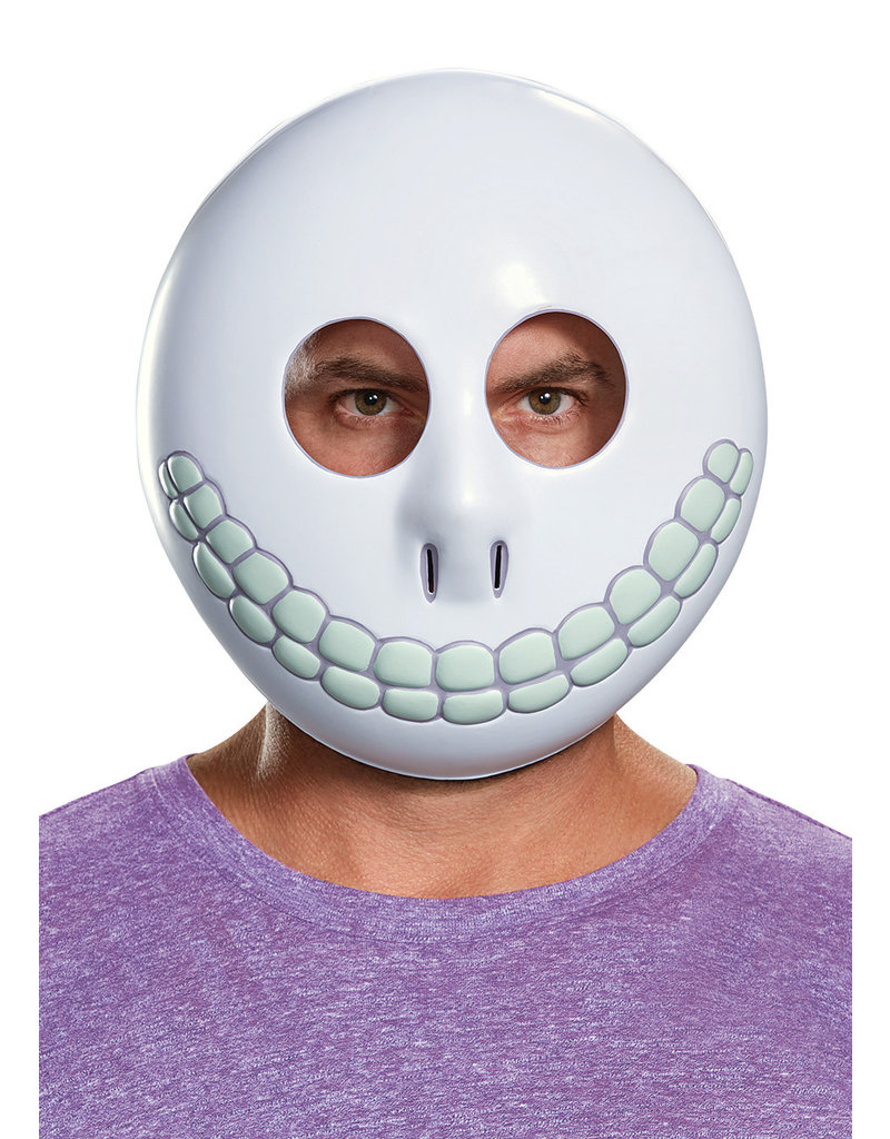 Disguise Costumes Barrel Vacuform Mask (Nightmare Before Christmas)