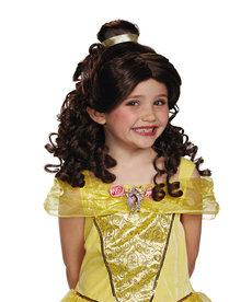 Disguise Costumes Kids Belle Wig
