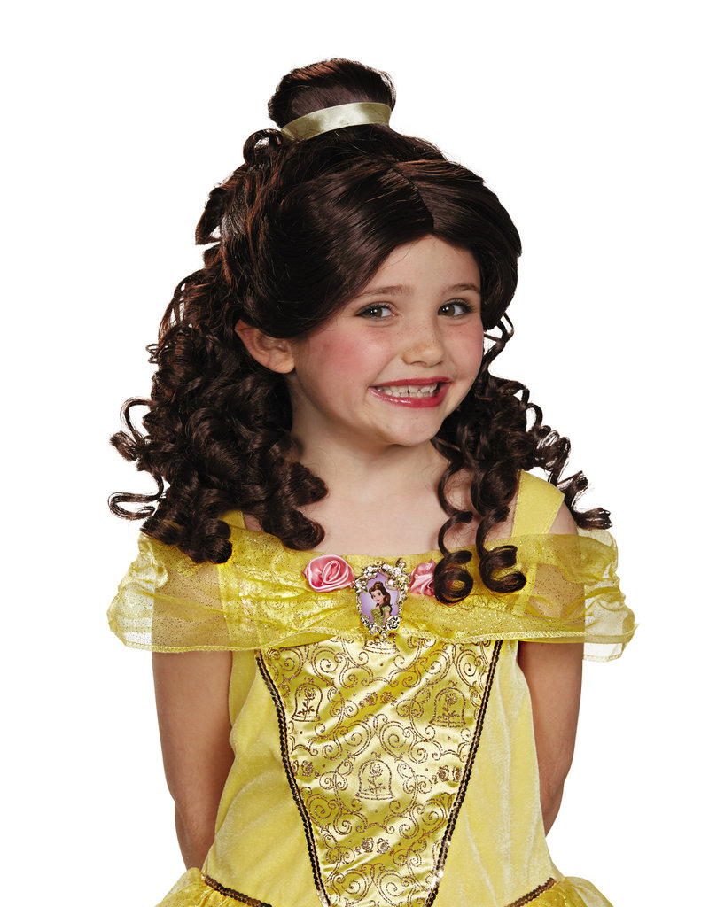 Disguise Costumes Girls Belle Wig - Child Size
