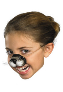 Disguise Costumes Black Cat Nose: One Size