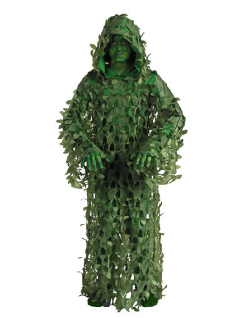 Disguise Costumes Kids Bushman Costume/Ghillie Suit