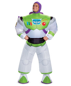 Disguise Costumes Adult Buzz Lightyear Inflatable Costume