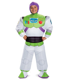 Disguise Costumes Child Buzz Lightyear Inflatable Costume