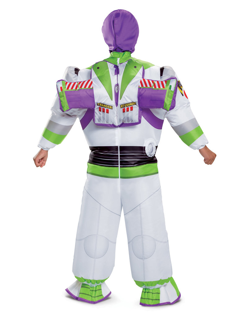 Disguise Costumes Child Buzz Lightyear Inflatable - O/S