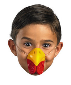 Disguise Costumes Chicken Nose