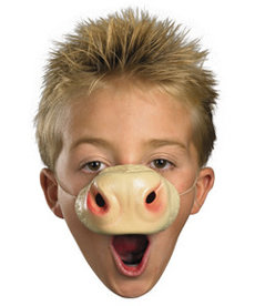 Disguise Costumes Cow Nose One Size