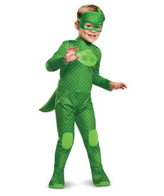 Disguise Costumes Deluxe Toddler Gekko Costume with Lights