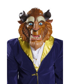 Disguise Costumes Deluxe Beast Mask - (Beauty And The Beast)