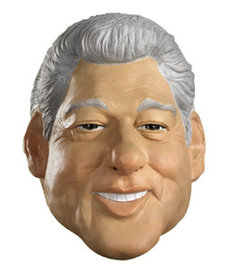 Disguise Costumes Deluxe Clinton Latex Mask