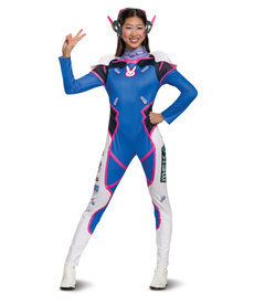 Disguise Costumes Women's Deluxe D.Va Costume (Overwatch)