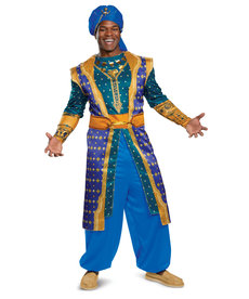 Disguise Costumes Men's Deluxe Genie Costume (Aladdin 2019)