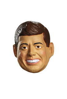 Disguise Costumes Deluxe Kennedy Mask