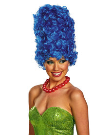 Disguise Costumes Deluxe Marge Simpson Glam Wig