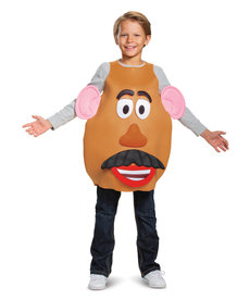 Disguise Costumes Child Deluxe Mr./Mrs Potato Head Costume