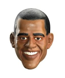 Disguise Costumes Deluxe Obama Mask