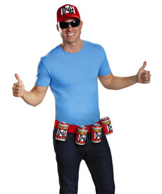 Disguise Costumes Adult Duffman Accessory Kit (The Simpsons)