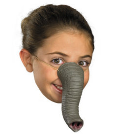 Disguise Costumes Elephant Nose Accessory