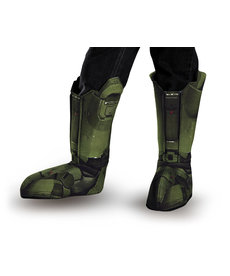 Disguise Costumes Halo: Master Chief's Boot Covers - Child O/S