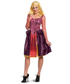 Disguise Costumes Hocus Pocus Adult Sarah Sanderson Costume