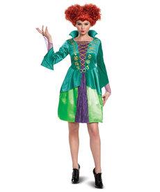 Disguise Costumes Hocus Pocus Adult Wini Sanderson Costume