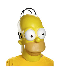 Disguise Costumes Homer Simpson Mask