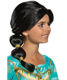 Disguise Costumes Girl's Jasmine Wig (Aladdin 2019)