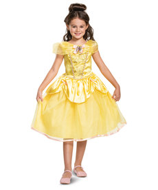Disguise Costumes Kids Classic Belle Costume