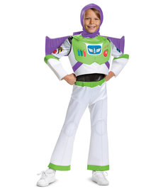 Disguise Costumes Kids Deluxe Buzz Lightyear Costume