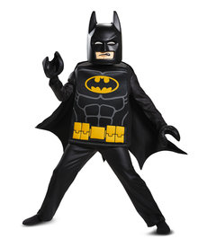 Disguise Costumes Kids Deluxe Lego Movie Batman Costume