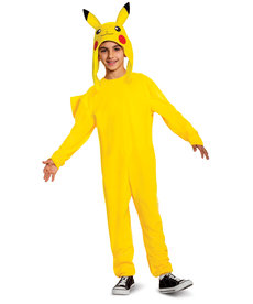 Disguise Costumes Kids Deluxe Pikachu Costume