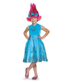 Disguise Costumes Kids Deluxe Poppy Costume & Wig