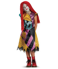 Disguise Costumes Girl's Deluxe Sally