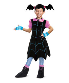 Disguise Costumes Girl's Deluxe Vampirina Costume
