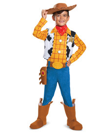 Disguise Costumes Boy's Deluxe Woody Costume