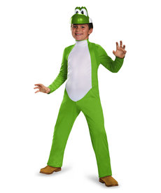 Disguise Costumes Kids Deluxe Yoshi Costume