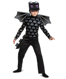 Disguise Costumes Kids Minecraft Ender Dragon Costume