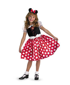 Disguise Costumes Kids Minnie Mouse Classic Costume