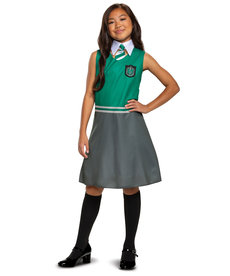 Disguise Costumes Girl's Slytherin Dress