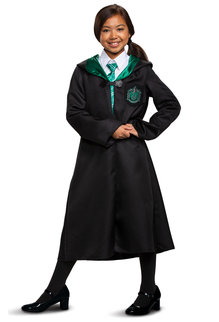 Disguise Costumes Kids Slytherin Robe (Harry Potter)