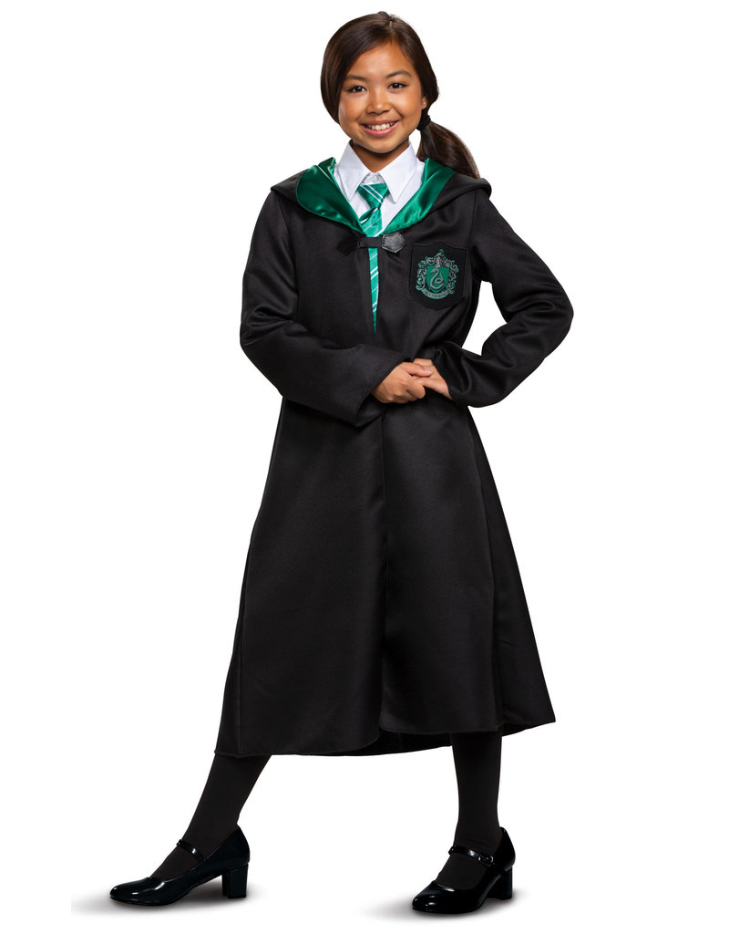 Kids Slytherin Robe Harry Potter Johnnie Brocks Dungeon