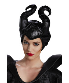Disguise Costumes Maleficent Horns Plush Headpiece