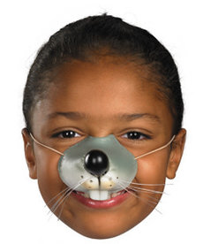 Disguise Costumes Mouse Nose - O/S