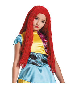 Disguise Costumes Kids Sally Wig